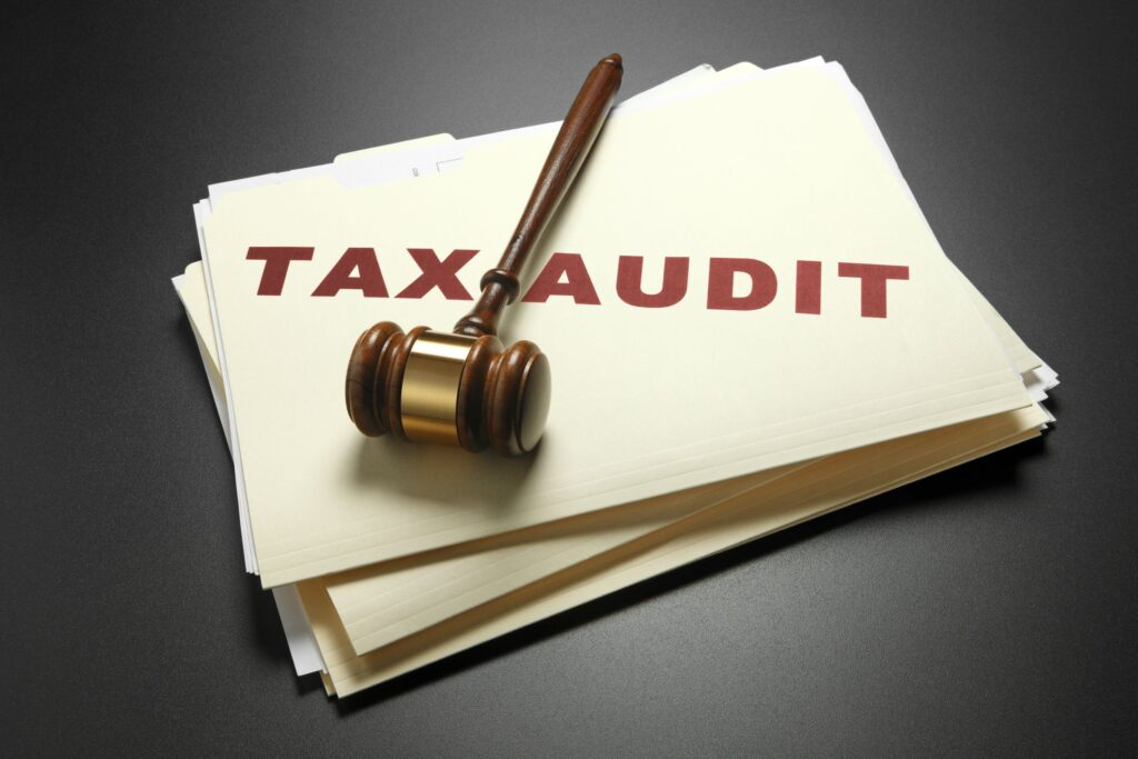 Confusing Audits Summons