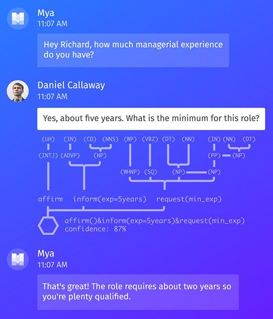 LinkedIn chatbots