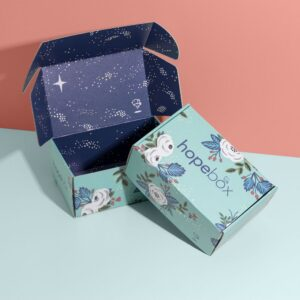 cusotm printed boxes